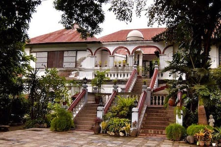 Villa Angela Heritage House Cozy Dormitory - Vigan City - Vila