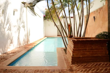 Cosy apartment with pool - Santo Domingo - Flat
