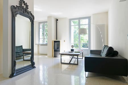ReggioEmilia stanze doppie in villa antica e parco - Reggio Emilia - Villa