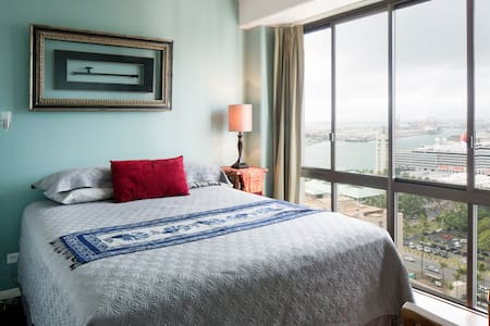 Chic Downtown Guest Room on Harbor - Apartment