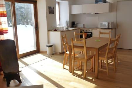 Appartement T2 chaleureux, lumineux - Lans-en-Vercors - Apartment