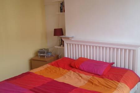 Bright Dble Room in RB Greenwich - 伦敦 - 独立屋