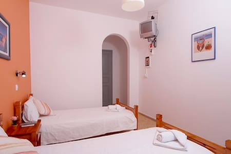Panoramic View of the Sea-Twin Beds - Bed & Breakfast