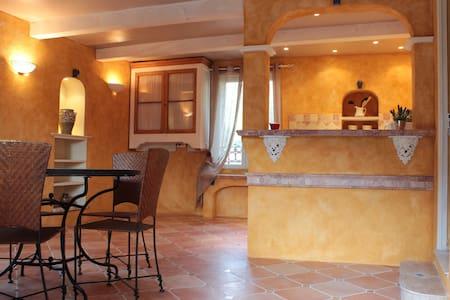 Appartement prés de Nice - Peillon