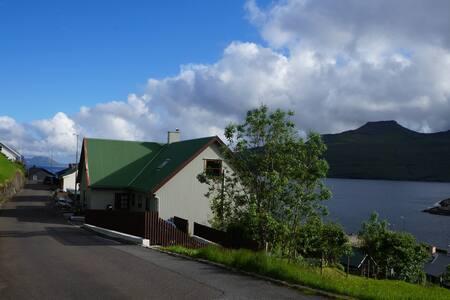 Vikingernes nabo - Kvívík