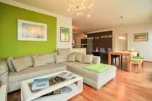 Zentrale 2-Zimmer Design-Wohnung