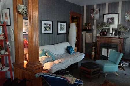 Providence Bungalow - Private Room - Rumah