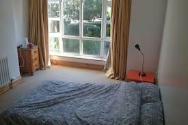 Picture of Large Bright bedroom with lovely view