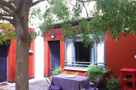 """LOFT 75m2 + garden 15"""" Paris centre - Fontenay-sous-Bois - Loft"""