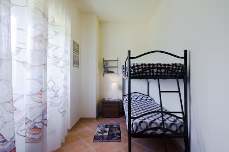 "Majella House, Double room ""Scout"" - Roccacaramanico"