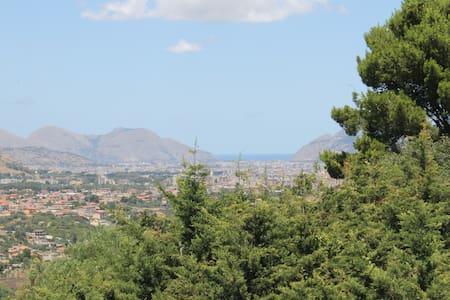 Villa Buena Vista, economica, tranquilla nel verde - Villa