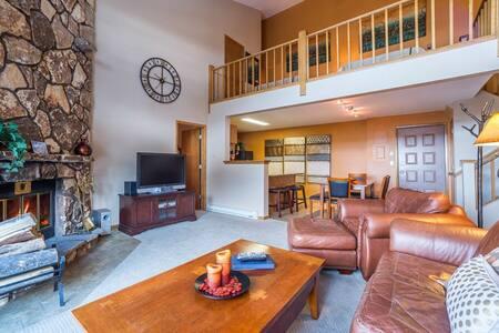 Snowdance Manor 409 - Keystone - Condominium