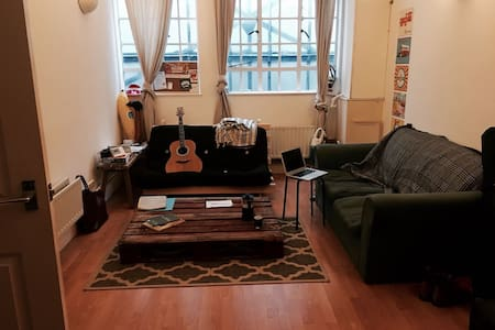 Great double room in Central London - Lontoo