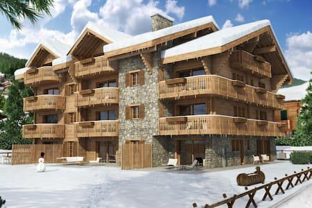 Superbe appartement neuf à Morgins - Troistorrents - Lägenhet