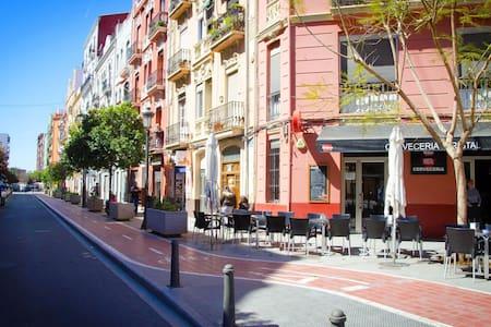 "Enjoy VLC at Home "" RUZAFA "" : Single Room - València - Andet"