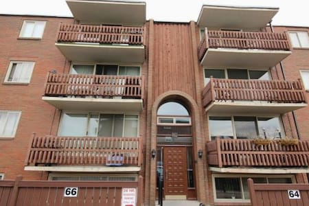 Private room in Kensington, inner-city Calgary - Calgary - Condominium