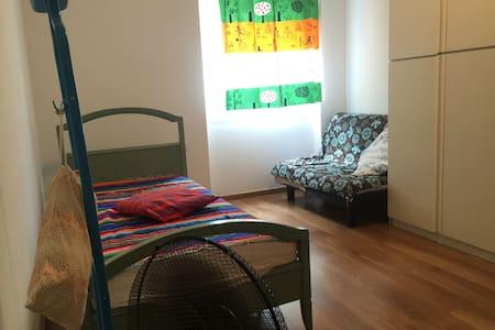 Trento Single Bed+Sofa super Wi-Fi - Appartement