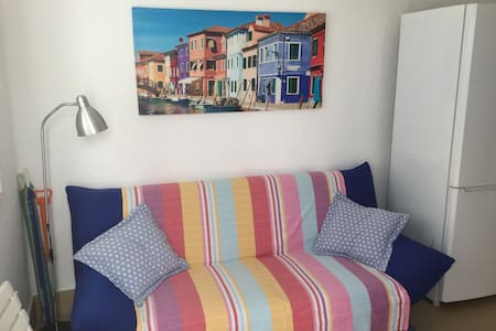 Apartamento en La Graciosa Canarias - Leilighet