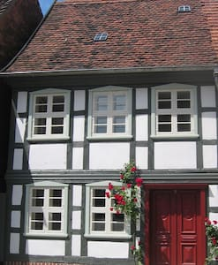 Fachwerkhaus&Garten nahe der Elbe - Hansestadt Werben (Elbe) - Casa