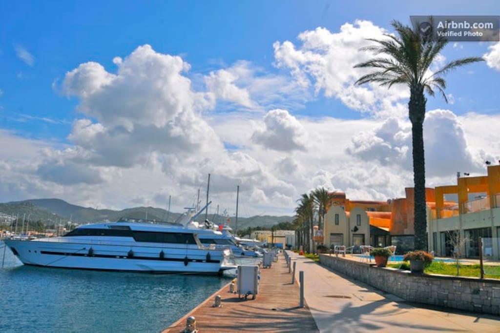 Yalikavak Port Marina
