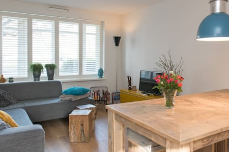 Comfortable apartment with 2 bikes! - Amsterdam - Wohnung