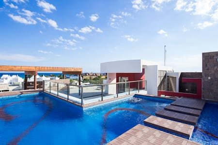 SPECIAL RATES JULY 1st - OCT 31st $650 per WEEK - Playa del Carmen - Apartment