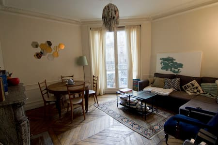 Cosy flat in Paris center