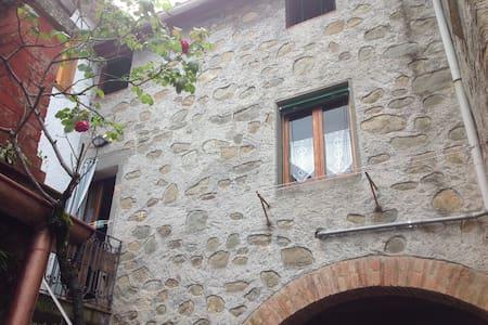 Casa Marta a Riolo - Bagni di Lucca - Haus