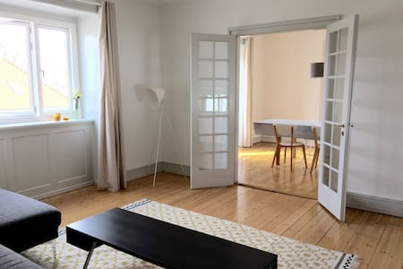 Cozy little room for one or two in a spacious flat - Hellerup