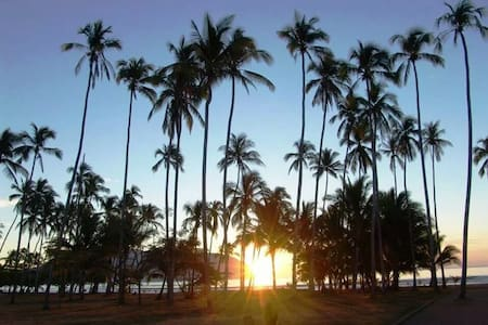Maravillosa casa en playa privada - Tambor Beach - Casa