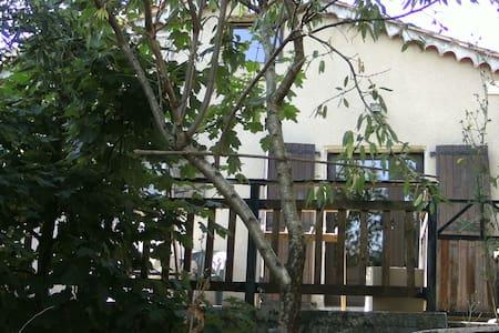 studio terrasse - Privas - Condominium