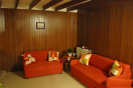 Duplex, 2 BDR apart, Mzaar, Faraya - Faraiya - Apartament