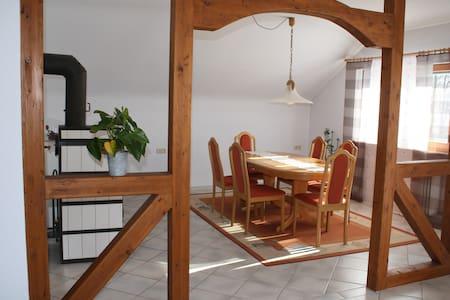 Ferienwohnung im Schwarzwald - Alpirsbach - Haus