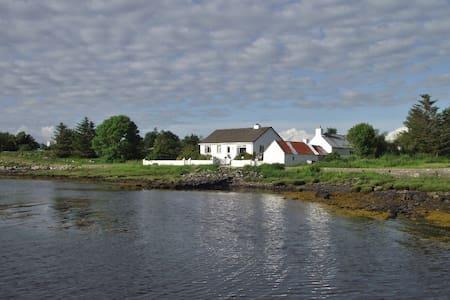 """Taigh na Tràigh - """"Shore House"""""""