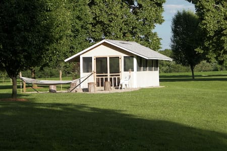 The Campground House - Carlinville - Haus