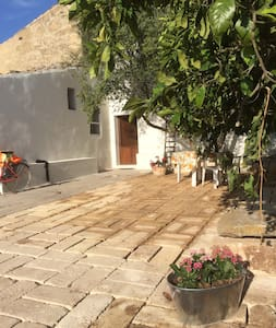 Casa on an Olive and Orange Orchard - House