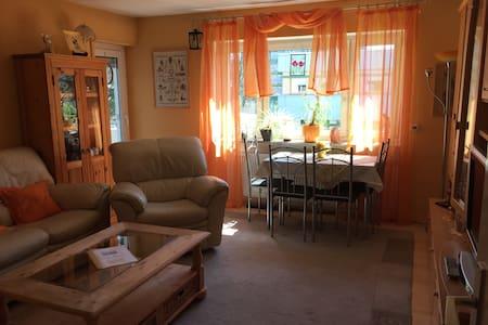 Sonnige 2-Zi-Whg. mit Balkon - Apartment