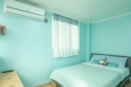 :DALKOM Guest House-Double room - Jung-gu - Bed & Breakfast