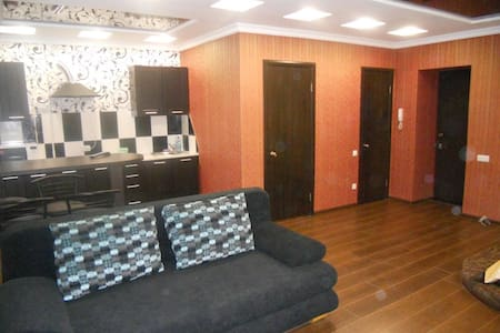 Nice studio in Donetsk! - Apartment