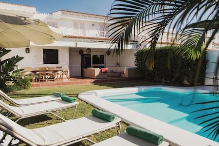 Villa PALMA REAL, luxury villa. - San Bartolomé de Tirajana