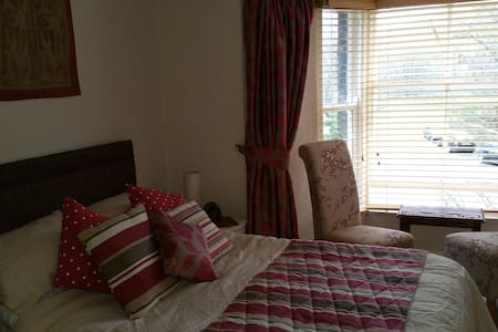Crystal - Double En-Suite Room - Betws-y-Coed - Bed & Breakfast