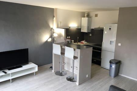 Grand studio à 5 min du centre - Sète - Apartment
