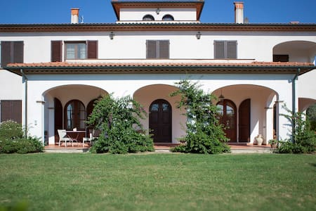 Apartment bethween vineyards and olive groves - Bolgheri - Appartement