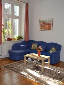 central and quiet in Berlin holiday - Berlin - Apartment