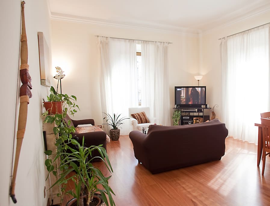 Luxury new flat in the city-centre