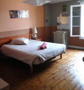 chambre spacieuse - House