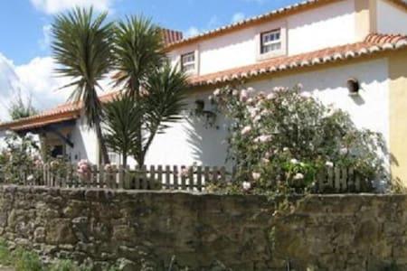 stone house - São João das Lampas