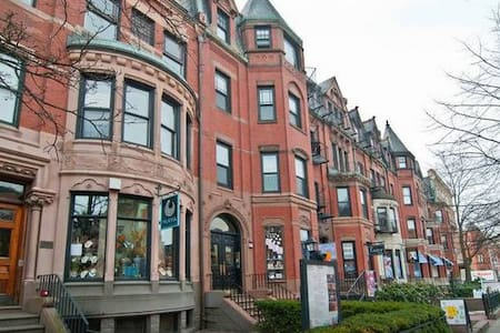 Brownstone Studio on Newbury St