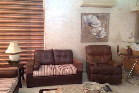Charming 2bed /2bath roof in Abdoun - Amman - Apartment