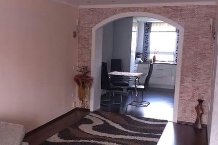 Schöne 3 Zimmer Wohnung - Bad Rappenau - Apartament